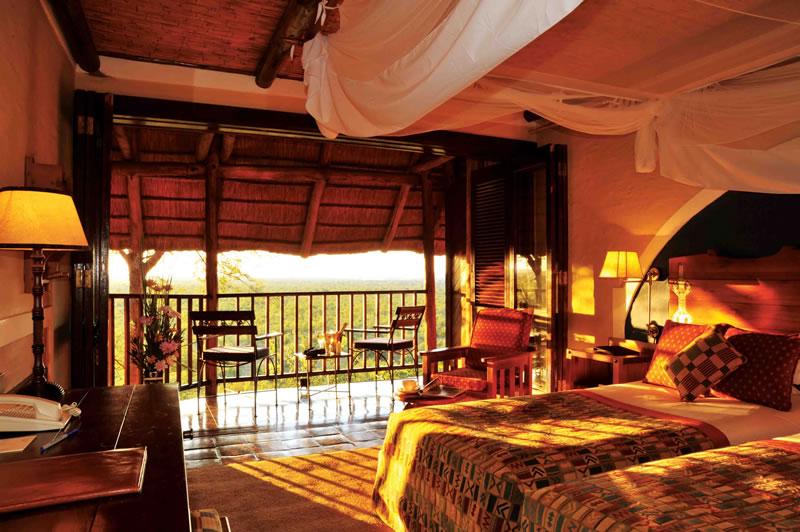 Luxury Accommodation Victoria Falls