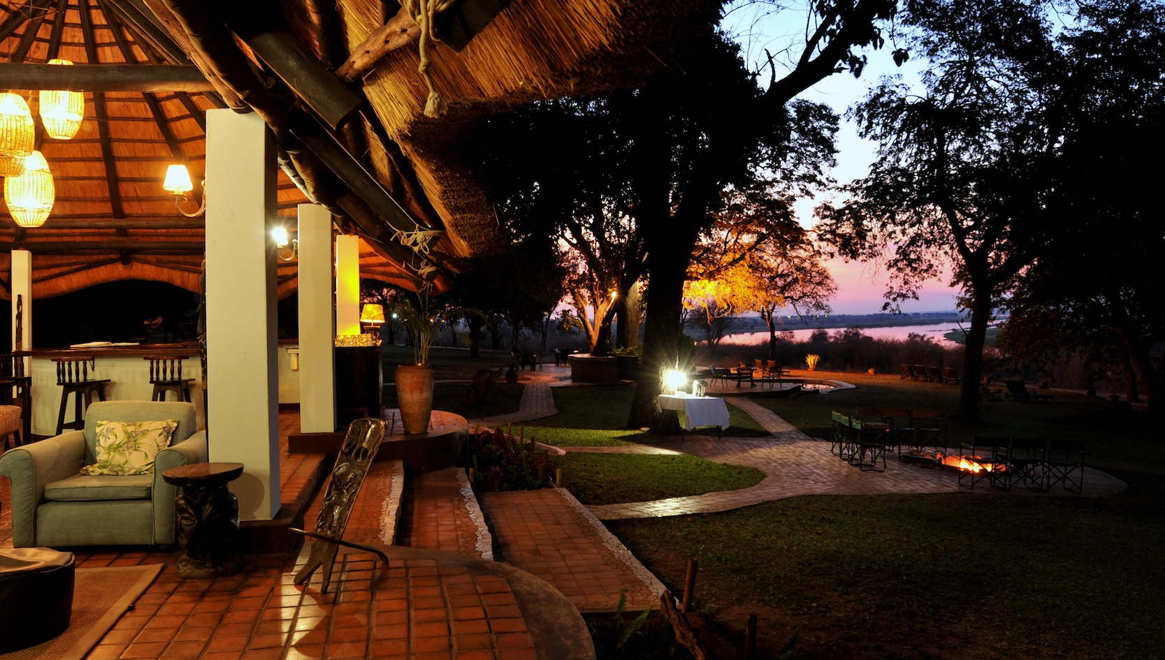 Zambezi Safari Lodge